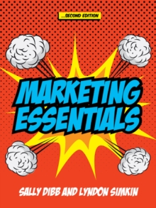 Marketing Essentials, Mixed media product Book