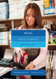 Maths and English for Retail : Functional Skills, Paperback Book