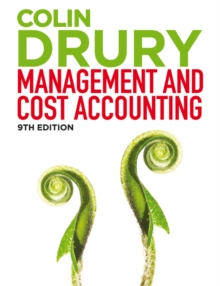 Management and Cost Accounting (with CourseMate and eBook Access), Mixed media product Book