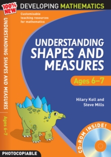 Understanding Shapes and Measures: Ages 6-7, Mixed media product Book