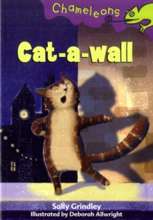 Cat-a-wall, Paperback Book