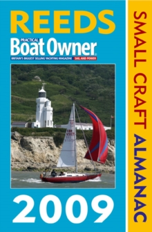 Reeds PBO Small Craft Almanac 2009, Paperback Book