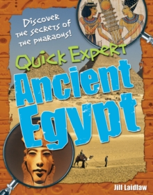 Quick Expert: Ancient Egypt : Age 8-9, Below Average Readers, Paperback Book