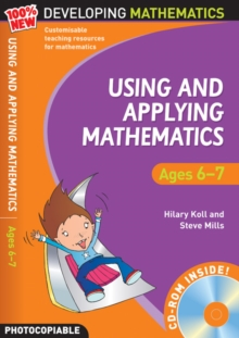 Using and Applying Mathematics: Ages 6-7, Mixed media product Book