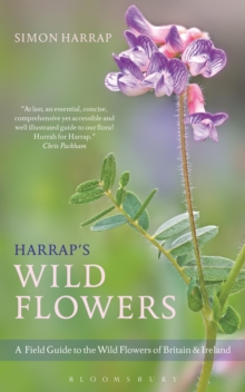 Harrap's Wild Flowers, Paperback Book