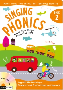 Singing Phonics 2 : Songs and Chants for Teaching Phonics, Mixed media product Book