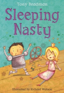 Sleeping Nasty, Paperback Book