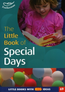 The Little Book of Special Days : Little Books with Big Ideas, Paperback Book
