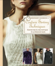 Dressmaker's Handbook of Couture Sewing Techniques, Paperback Book