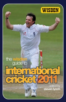 The Wisden Guide to International Cricket, Paperback Book