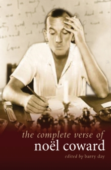 The Complete Verse of Noel Coward, Hardback Book