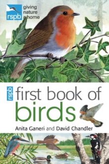 RSPB First Book Of Birds, Paperback Book
