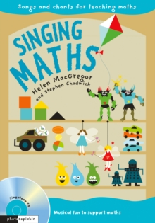 Singing Maths, Mixed media product Book