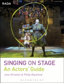 Singing on Stage : An Actor's Guide, Paperback / softback Book