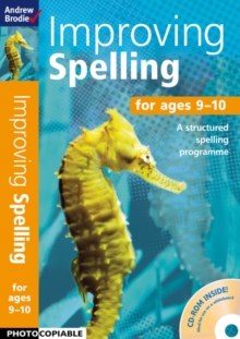 Improving Spelling 9-10, Mixed media product Book