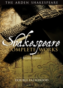 Arden Shakespeare Complete Works, Paperback Book