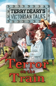 Victorian Tales: Terror on the Train, Paperback Book