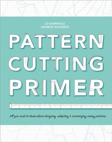 Pattern Cutting Primer, Paperback Book