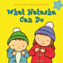 What Natasha Can Do : Dealing with feelings, Hardback Book