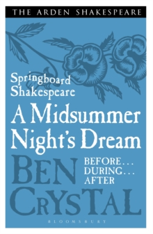 Springboard Shakespeare: A Midsummer Night's Dream, Paperback Book