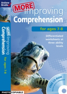 More Improving Comprehension 7-8, Mixed media product Book