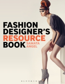 Fashion Designer's Resource Book, Paperback Book