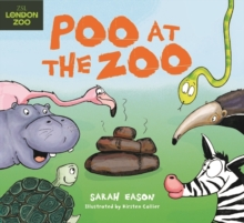 Poo at the Zoo, Paperback Book
