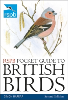 RSPB Pocket Guide to British Birds, Paperback Book