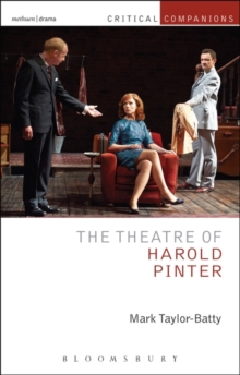 The Theatre of Harold Pinter, Paperback Book