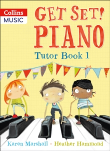 Get Set! Piano Tutor Book 1, Paperback / softback Book