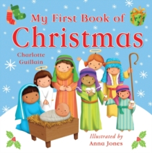 My First Book of Christmas, Hardback Book