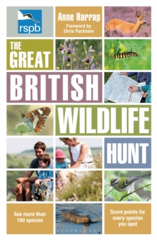 RSPB The Great British Wildlife Hunt, Paperback Book