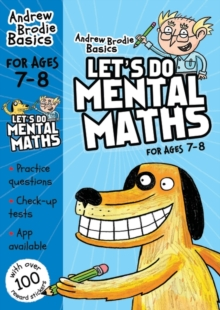 Let's Do Mental Maths for Ages 7-8, Paperback Book