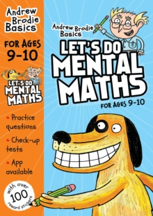 Let's do Mental Maths for ages 9-10 : For children learning at home, Paperback / softback Book