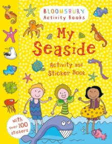 My Seaside Activity and Sticker Book, Paperback Book