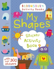 My Shapes Sticker Activity Book, Paperback / softback Book