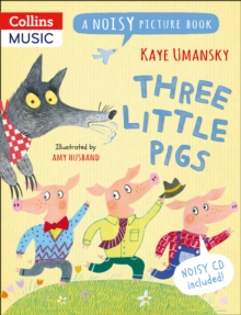 Three Little Pigs : A Noisy Picture Book, Mixed media product Book