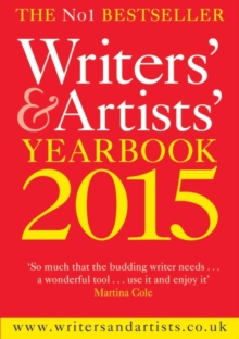 Writers' and Artists' Yearbook 2015, Paperback Book