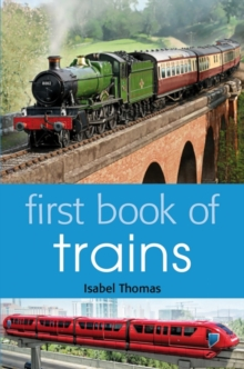 First Book of Trains, Paperback Book
