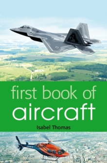 First Book of Aircraft, Paperback Book