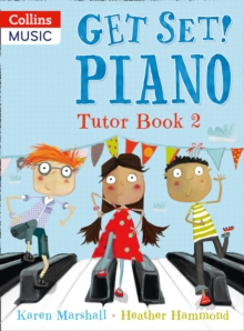 Get Set! Piano Tutor Book 2, Paperback Book