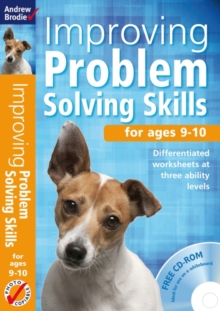 Improving Problem Solving Skills for Ages 9-10, Mixed media product Book