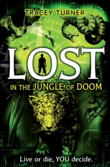 Lost... In the Jungle of Doom, Paperback Book