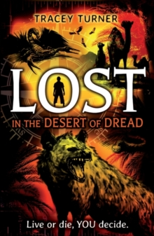Lost in...the Desert of Dread, Paperback Book