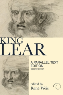 King Lear : Parallel Text Edition, Paperback / softback Book