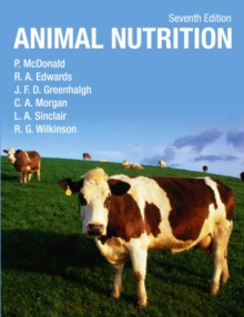 Animal Nutrition, Paperback Book