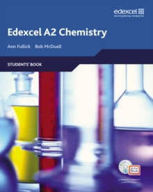 Edexcel A Level Science: A2 Chemistry Students' Book with ActiveBook CD, Mixed media product Book