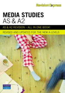 Revision Express AS and A2 Media Studies, Paperback Book