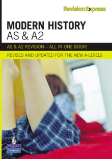 Revision Express AS and A2 Modern History, Paperback Book