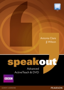 Speakout Advanced Active Teach, CD-ROM Book